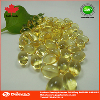 OEM brand evening primrose oil 1000mg softgel capsules