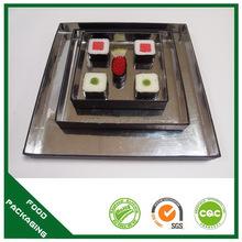 Alibaba china hotsell disposable sushi tray/ sushi packing