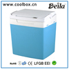 Beila 25L portable mini fridge with handle for camping, good quality cooler and warmer