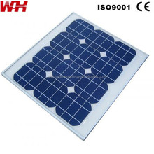 Monocrystalline Home Ultraviolet Solar Panel from China!