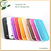 glossy design tpu case for Samsung i9190 GALAXY S4 Mini,good qualiry and low price
