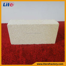 refractory mullite thermal insulating fire brick for coke oven
