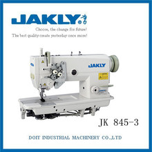 JK845-3 Pleasent to look at SUPER High speed Twin-needle Lockstitch Sewing Machine