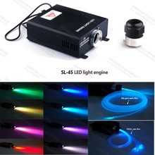 45w led fiber optic light engine lights source for underwater fountains swimming pool lighting