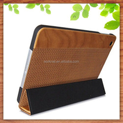 best selling product ebay leather case for ipad air 2 case wood