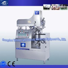 China supplier of hair color cream making machine