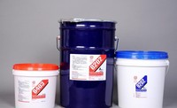 HT6202 Double component heat Curing epoxy pouing adhesive