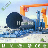 Steel Pipe Inner/Outer Walls Shot Blast Cleaning Machine For Rust Removing/High Quality Pipe Sandblasting Machine