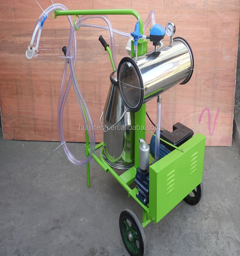 male milking pump