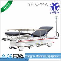 YFTC-Y4A Luxious Patient Stretcher
