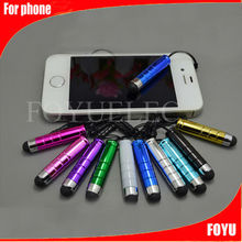 High Sensitivity Bullet-Shaped Capacitive Touch Screen Stylus Pen For Smart Phone touch screen digital pen