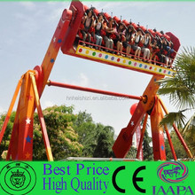 Promotion!!! China Amusement Park Products top spin Rides Manufacturer