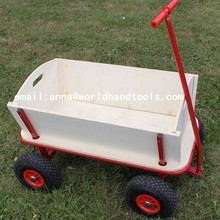 wooden wagon Children Cart TC1812M wagon for baby