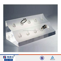 Acrylic finger ring display stand welcome ODM and OEM,. acrylic display stand/jewelry display