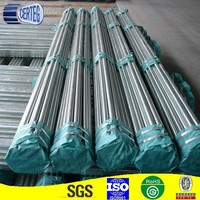 Hot Sale!!! Galvanized Steel Pipe for Greenhouse Frame/GI Pipe