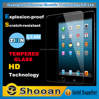 online shopping site diamond tempered glass film screen protector for ipad air
