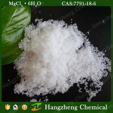 Magnesium Chloride Hexahydrate industrial grade lowest price
