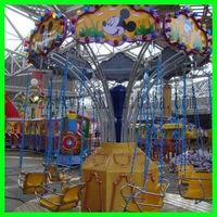 HOT sale popular kids flying chair amusement park rids for sale