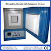 Factory Cheap price school laboratory equipment 1400c celsius degree muffle furnace