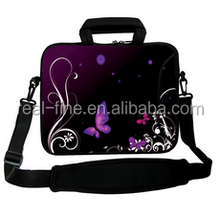 Brand New Zipper W. Shoulder Strap Cute 10 inch Laptop Messenger Bag Carry Cases Cover For Dell XPS 10 Computer Accessories