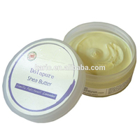Shea Body Butter, Vanilla-Patchouli-Lavender, Enriched with Organic Shea Butter and Coconut Oil