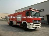 12T Water Tank Fire fighting Truck (SXF5280GXFSG120B)