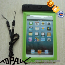 Hot bag products for 2015 cooler bags PVC phone waterproof case for Ipad mini