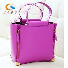 nucelle lady genuine leather handbags,graceful style the newest designer handbag