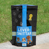 Stand up pet food bag for dog snack food with custom logo printing