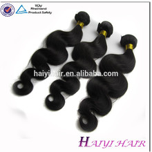 Good feedback Full cuticle human virgin brazilian hair Factory price model hair for weaving