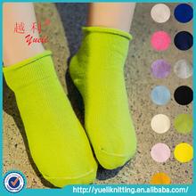 2015 Newest fashion Korea cotton colorful candy children socks, wholesale cotton socks
