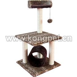 Hello Kitty Cat Activity Tree & ,Cat scratcher and Cat furniture AT047