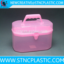 Home First Aid Box Medical Kit Pill box Storage two Lattice Moisture-Proof