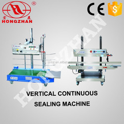 continuous big bag sealing machine, HDPE sealer