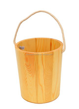 2015 china supplier hot selling cheap price wooden buckets with high quality