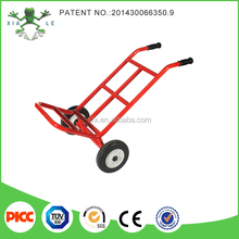 Factory supply hot sale children cart kids tricycle with trailer for preschool