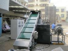PE PP Film side force feeding plastic Recycling Machine SJ-160