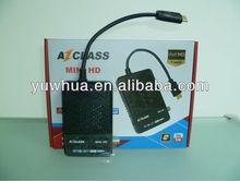 Azclass MINI HD Satellite Receiver decoder with IKS account open Nagra3
