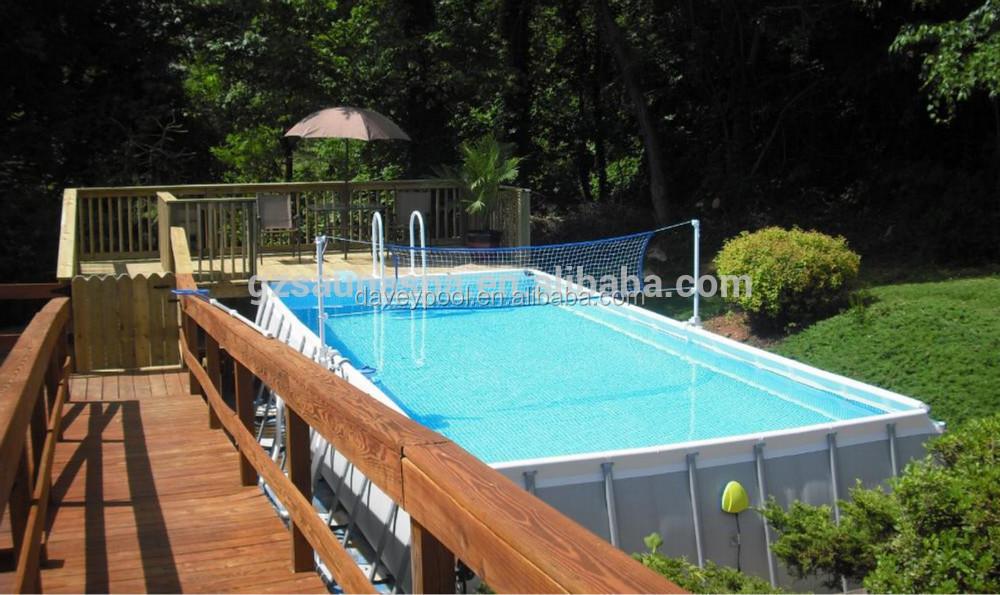 Bestway Plastic Swimming Pools,Metal Frame Swim Pool Intex ...