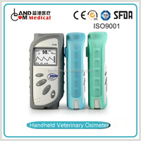 Handheld Veterinary pulse Oximeter with CE