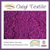embossed velvet upholstery fabric 95% polyester 5% spandex knitted fabric embossed