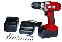 18V double speed fast charge Cordless Drill in stock