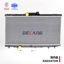 Plastic tanks for radiator for TOYOTA COROLLA OE 1640015510 (DL-B822A)
