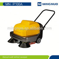 tractor mounted table walk behind sweeper