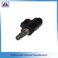 111-9916 Competitive Price Solenoid 12V DC For E320B excavator