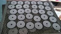 diamond stone polishing abrasives/10 concrete grinding disc