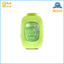 Newest Mini GPS Double Locate Remote tracking device SOS kids gps watch