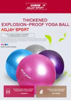 PVC Yoga ball, lose weight ball, multifunctional balance stability anti-burst ball