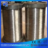 304 folding spring steel inox monofilament wire