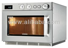 stainless steel commercial microwave oven for hotels, catering, restaurants, bars